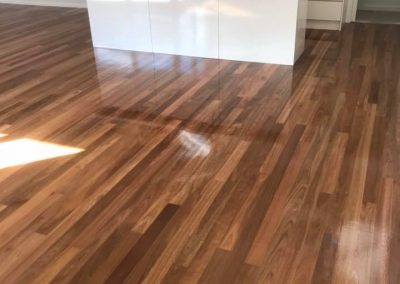 new timber floor installations