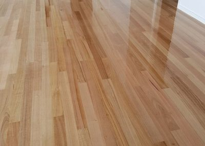 polished timber floor geelong