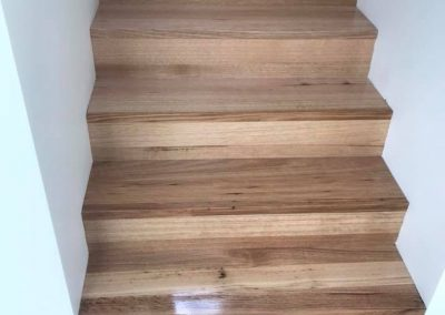 polished timber stairs geelong