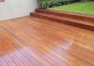 timber deck polishing geelong A