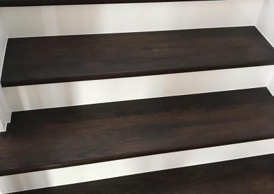 timber stair polishing and restoration geelong